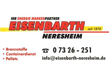 EISENBARTH - Neresheim